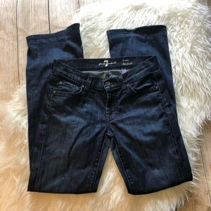 """7 for all mankind """"The Lexie"""" bootcut"""
